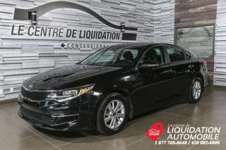 Used 2018 Kia Optima Lx+MAGS+GR/ELEC+A/C+BLUETOOTH for sale in Laval, QC