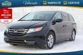 Used 2016 Honda Odyssey Se 8 Passagers for sale in Ste-Rose, QC