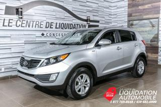 Used 2011 Kia Sportage LX+AWD+GR/ELECT+MAGS+BLUETOOTH for sale in Laval, QC