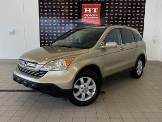 Used 2007 Honda CR-V EX-L Ouvert Le Samedi for sale in Terrebonne, QC