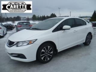 Used 2015 Honda Civic EX TOIT OUVRANT for sale in East broughton, QC