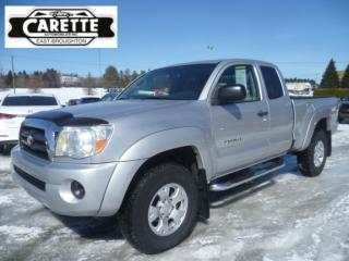 Used 2006 Toyota Tacoma SR5 4X4 for sale in East broughton, QC
