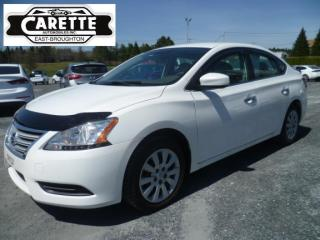 Used 2013 Nissan Sentra for sale in East broughton, QC