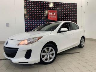 Used 2012 Mazda MAZDA3 GX Ouvert Samedi for sale in Terrebonne, QC