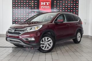 Used 2016 Honda CR-V SE Démarreur avec Bouton for sale in Terrebonne, QC