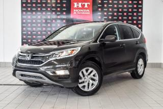 Used 2016 Honda CR-V EX financement sur place !!! for sale in Terrebonne, QC
