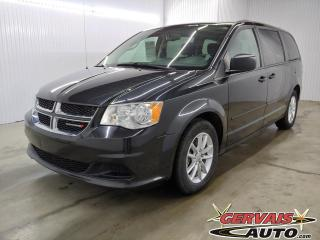 Used 2014 Dodge Grand Caravan SXT TV/DVD MAGS CAMÉRA DE RECUL *Stow N Go* for sale in Shawinigan, QC