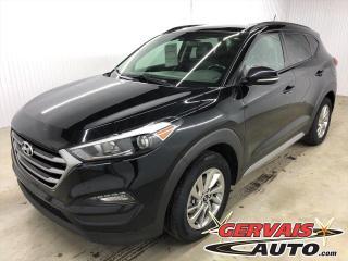 Used 2017 Hyundai Tucson SE MAGS CUIR TOIT PANORAMIQUE BLUETOOTH SIÈGES/VOLANT CHAUFFANTS CAMÉRA DE RECUL for sale in Shawinigan, QC