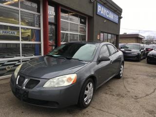 Used 2008 Pontiac G6 SE for sale in Kitchener, ON