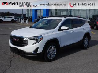 Used 2019 GMC Terrain SLE  - Heated Seats -  Remote Start for sale in Kanata, ON
