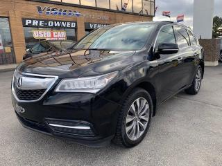 Used 2014 Acura MDX SH-AWD 4dr Nav Pkg for sale in North York, ON