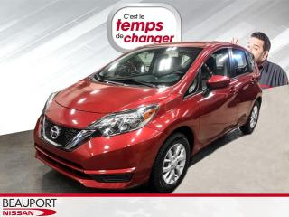 Used 2019 Nissan Versa Note 1.6 SV CVT ***27 200 KM*** for sale in Beauport, QC