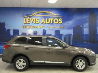 Used 2019 Mitsubishi Outlander ES AWD SIEGE CHAUFFANT CAMÉRA 28700 KM ! for sale in Lévis, QC