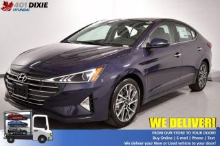 New 2020 Hyundai Elantra Ultimate for sale in Mississauga, ON