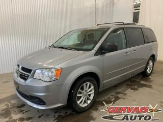 Used 2014 Dodge Grand Caravan SXT TV/DVD Caméra Bluetooth Mags *Stow N Go* for sale in Trois-Rivières, QC