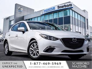 Used 2016 Mazda MAZDA3 NEW BRAKES AROUND|MANUAL|HATCHBACK|NO ACCIDENT for sale in Scarborough, ON