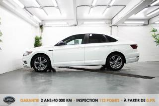 Used 2019 Volkswagen Jetta Auto Highline R Line + Keyless + Angle Mort for sale in Québec, QC