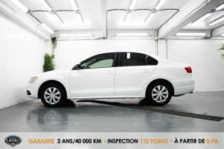 Used 2012 Volkswagen Jetta Man Trendline 2.0L + Phare Antibrouillard + A/C for sale in Québec, QC