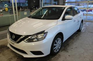 Used 2019 Nissan Sentra SV STYLE CVT for sale in Lévis, QC