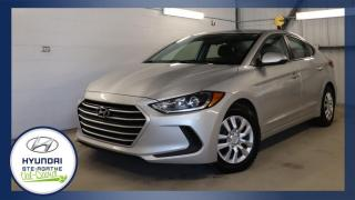 Used 2017 Hyundai Elantra Berline 4 portes, boîte automatique, le for sale in Val-David, QC
