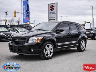 Used 2009 Dodge Caliber SXT ~ONLY 50,000 KM! ~Fog Lamps ~Chrome Wheels for sale in Barrie, ON