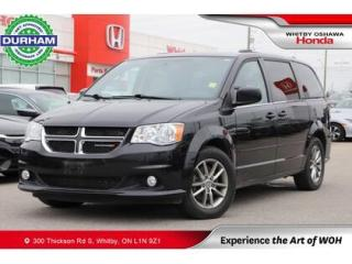 Used 2015 Dodge Grand Caravan 4DR WGN SXT PREMIUM PLUS for sale in Whitby, ON