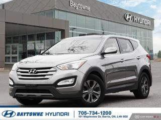 Used 2013 Hyundai Santa Fe 2.4L AWD Luxury for sale in Barrie, ON