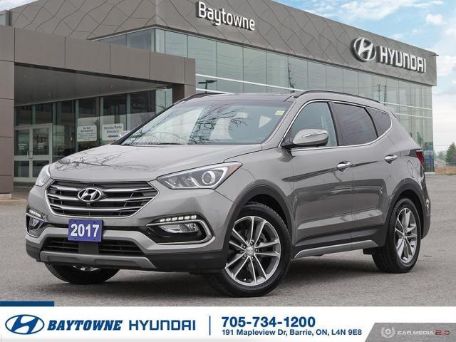 2017 Hyundai Santa Fe Sport AWD 2.0T Ultimate