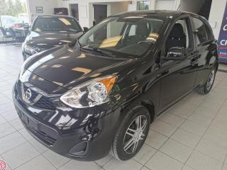 Used 2017 Nissan Micra S à hayon 4 portes BM for sale in Sherbrooke, QC