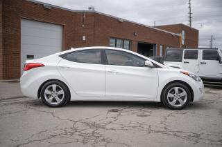 Used 2013 Hyundai Elantra GLS SUNROOF/ALUMINUM WHEELS for sale in Concord, ON
