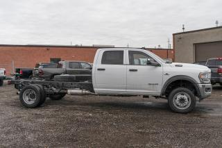 New 2020 RAM 5500 Chassis SLT CREW CAB DUMP TRUCK for sale in Concord, ON