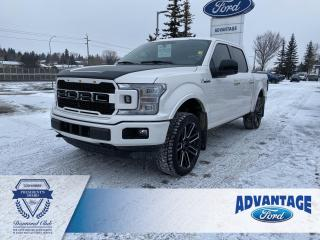 Used 2019 Ford F-150 Limited Clean Carfax - Leather - Navigation for sale in Calgary, AB