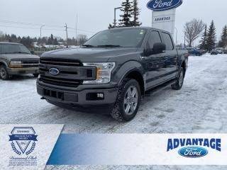 Used 2018 Ford F-150 XLT Clean Carfax - Remote Start - Voice-Activated Navigation for sale in Calgary, AB
