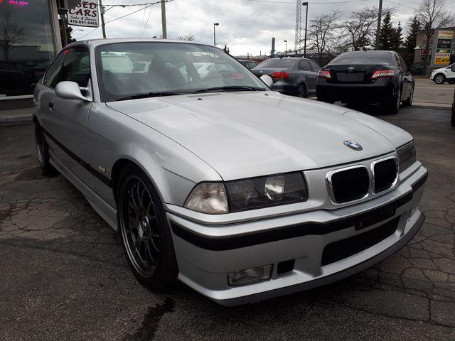 1998 BMW M3 3.2L Euro Spec M3 Evolution