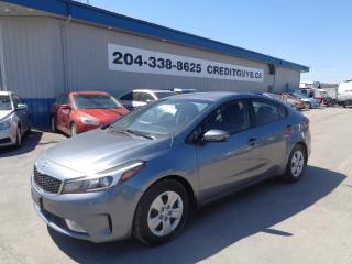 Used 2017 Kia Forte EX BLUETOOTH - BACK UP CAMERA +++ for sale in Saint Paul, MB