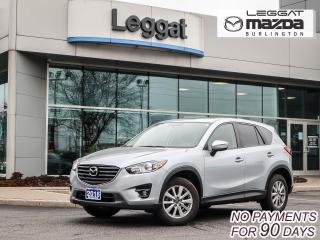 Used 2016 Mazda CX-5 GS - MOONROOF, HEATED SEATS, REAR CAMERA, BLUETOOTH for sale in Burlington, ON