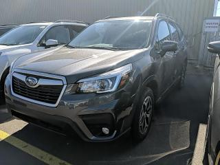 New 2020 Subaru Forester Convenience DON'T PAY FOR UP TO 120 DAYS ON THE COMPACT SUV FOR THE TRIALS AND THE TRAILS! for sale in Charlottetown, PE
