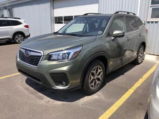 New 2020 Subaru Forester Touring DON'T PAY FOR UP TO 120 DAYS ON THE COMPACT SUV FOR THE TRIALS AND THE TRAILS! for sale in Charlottetown, PE