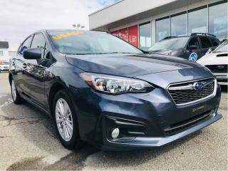 Used 2017 Subaru Impreza 4dr Sdn CVT Touring for sale in Lévis, QC