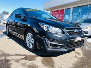 Used 2016 Subaru Impreza 4dr Sdn CVT 2.0i w-Touring Pkg for sale in Lévis, QC