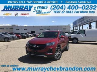 New 2020 Buick Encore GX Select for sale in Brandon, MB