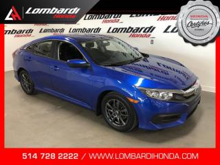 Used 2016 Honda Civic LX|AUTOMATIQUE|CAM| for sale in Montréal, QC