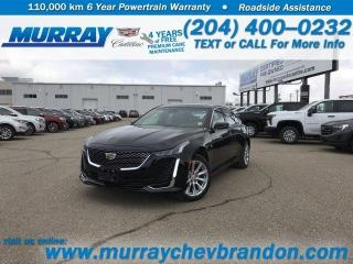 New 2020 Cadillac CTS Luxury for sale in Brandon, MB