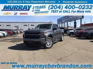 New 2020 Chevrolet Silverado 1500 Custom for sale in Brandon, MB