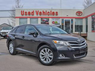 Used 2015 Toyota Venza XLE|PANORAMIC ROOF|ALLOYS|NAV|LEATHER|H SEATS for sale in North York, ON