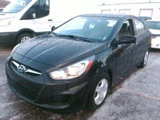 Used 2013 Hyundai Accent Berline 4 portes, boîte auto GL *Disp. l for sale in Longueuil, QC