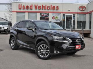 Used 2015 Lexus NX 200t AWD 4DR for sale in North York, ON