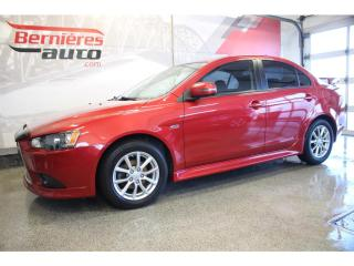 Used 2015 Mitsubishi Lancer LIMITED EDITION+ TOIT for sale in Lévis, QC