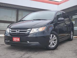 Used 2014 Honda Odyssey EX-L NAVI | Lane Change Assist | Leather | CERTIFIED for sale in Waterloo, ON
