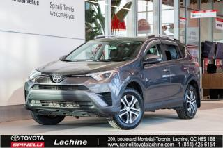 Used 2016 Toyota RAV4 LE FWD for sale in Lachine, QC